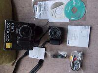 Nikon Coolpix L810 digital 16 mp didgital camera AS NEW