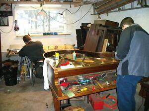 """the """"Piano Guy""""--Vintage and Antique Piano Reconditioning"""