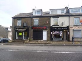 Newly Refurbished Shop to Let Rent on Busy Main Road in BD8 *LOW RENT*
