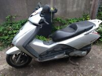 Honda Pantheon Scooter/Moped 125cc In working order but no MOT
