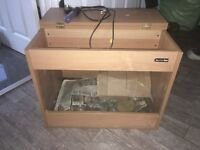 Vivarium including accessories