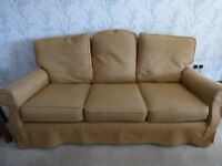 Lexterten 3 piece suite - 3 seater sofa and 2 armchairs