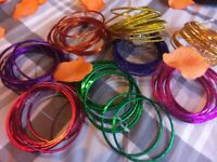 Brand new colourful bangles bundle