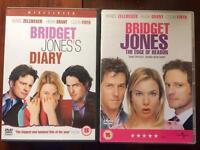 DVD - Bridget Jones - 1 & 2