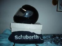 very quiet & comfortable helmet with neck shield, manual & carry bag