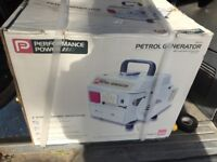 230 v petrol generator for sale (great for camper van/motorhome)