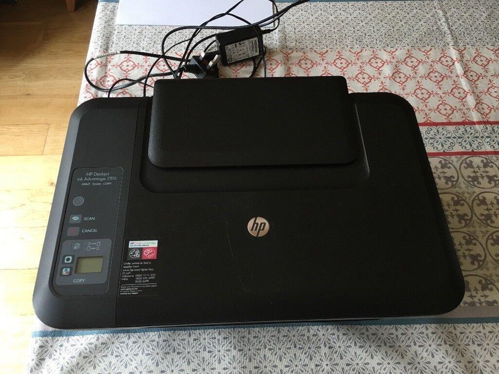 HP Deskjet All in one 2515