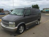 2003 AWD 7 Passenger Chevy Astro Van Great family vehicle