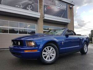 2005 Ford Mustang V6 Convertible, 116025km