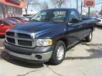2005 Dodge Ram 1500 ST *CLEAN* *LOW KM*