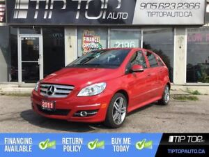 2011 Mercedes-Benz B-Class 200 Turbo ** Panoramic Sunroof, Fuel