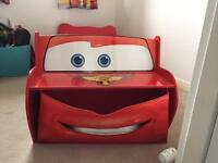 Lightning McQueen Feature Bed