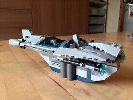 Lego 8128 Star Wars Cad Banes Speeder