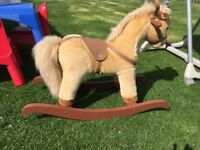 Small rocking horse for sale