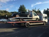 24hr Accident Breakdown Recovery Car Van Forklift Transport Service Up to 5 passengers 07498988076