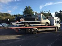 24hr Accident Breakdown Recovery Car Van Forklift Transport Service Up to 5 passengers North West