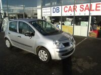 DIESEL !!! 2007 07 RENAULT MODUS 1.5 EXPRESSION DCI 5D 86 BHP ** GUARANTEED FINANCE ***PART EX WELCO
