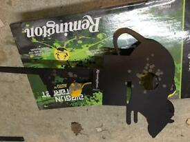 Remington air gun target