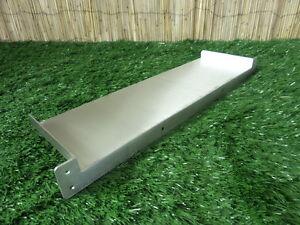 500mm stainless steel waterfall spillway veggie filter for Pond veggie filter