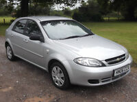2006 CHEVROLET LACETTI 1.4, MOT JUNE 2017, ONLY £695