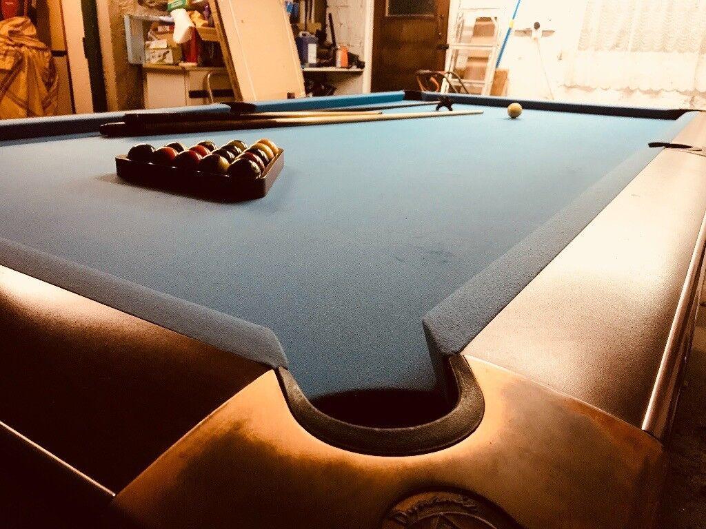 Dynamic II Fullsize Tournament Competition American Pool Table With - Tournament size pool table