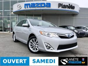 2012 TOYOTA Camry HYBRID XLE DÉMARREUR AIR MAGS