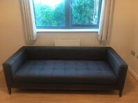Dwell charcoal Sofa - worth £599, selling for £150