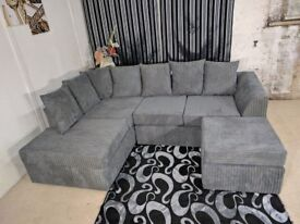 NEW DYLAN CORNER PLUS 3 SEATER ON SPECIAL OFFER