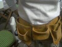 Tool belt Suede