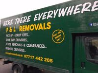 Man And Van, Removals, Clearances, Garden Waste, Courier Pembrokeshire