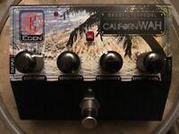 Eden CaliforniWAH Filter Pedal
