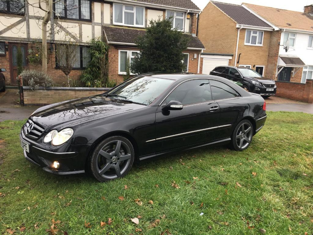 mercedes benz clk 320 cdi diesel amg sport automatic in. Black Bedroom Furniture Sets. Home Design Ideas