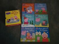 Peppa's Amazing Tales Books