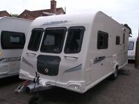 For Sale Bailey Pegasus 514/4 berth caravan 2011