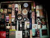 Massive selection of new benefit makeup