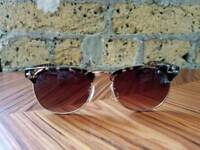Ray Ban Turtle Shell Sunglasses