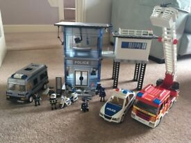 PLAYMOBIL city action set