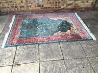 Beautiful hand made Persian Wool Handmade Rugs size 200 Cm x 130 CM