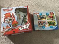 Disney Planes Action Game & Disney Planes puzzle