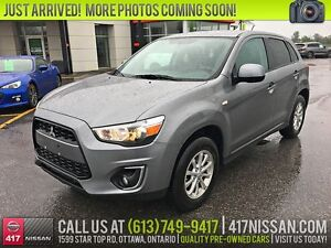 2014 Mitsubishi RVR SE | Heated Seats, Cruise, Keyless
