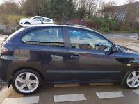 Black Seat 07 Ibiza 1.4 £1200 (ONO ) Mot Jan 19 New Tyres Blue tooth Radio Great running car