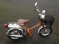 Honda NC50 express 50cc scooter