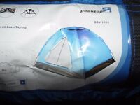 3 Man Dome Tent (like new)