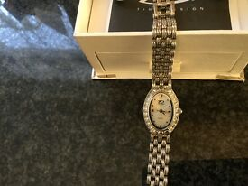Time design watch brand new boxed