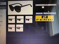 Fendi Sunglasses Unisex