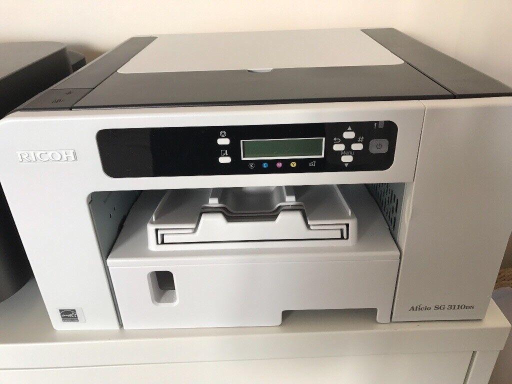 Sublimation printer & mug press