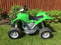 """""""Toys R Us"""" 6V Renegade Quad Bike - Kids Battery Powered Ride On - Age 2-4 Years approx"""