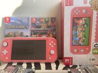 Nintendo Switch Lite - Coral