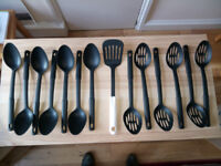 Serving/Draining Spoons