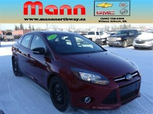 2014 Ford Focus SE | PST paid, Summer Tires, Leather, Bluetooth.